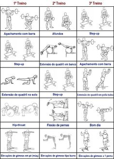 Glute workout sheets!