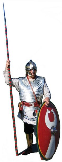 Foot soldiers of the Late Roman Empire