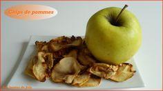 Chips de pommes avec Actifry.