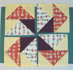 3 methods for flying geese and a really cute block!
