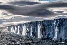 Fotógrafo alerta sobre os impactos da mudança climática