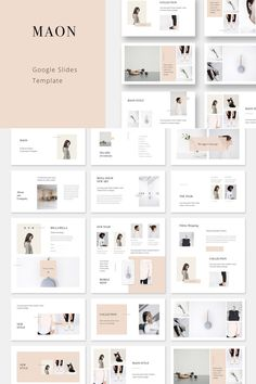 One-of-a-kind Showit Website Template for creative small business owners who love minimal design and maximal results. Layout Design, Design Ppt, Slide Design, Brochure Design, Branding Design, Booklet Design, Identity Branding, Visual Identity, Keynote Presentation