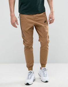 56def0be45a34 Image 1 of Nike Woven Chino Pants In Beige 823363-245