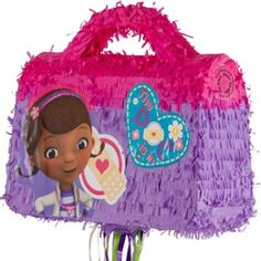 Pull String Doctor Bag Doc McStuffins Pinata is the remedy you need to have a super fun party! This adorable Doc McStuffins Pinata is shaped like a medical bag. Third Birthday, 4th Birthday Parties, Birthday Ideas, Birthday Banners, Doctor Party, Doc Mcstuffins Birthday Party, Doc Mcstuffins Party Ideas, Ideas Party, Party Fun