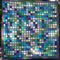 "Pinner says ""One of my quilts - one of my favorites."""