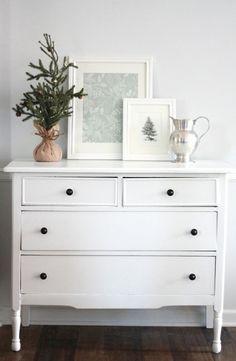 Simple winter decor   Mohawk Homescapes