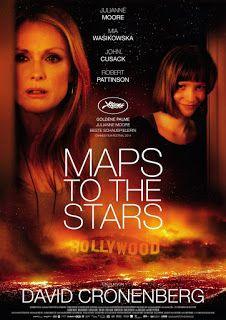 """Cuéntame una historia: """"El mapa de las estrellas"""" David Cronenberg"""
