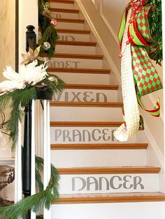 Christmas decorating isn't just for the tree! @lauratrevey shares more places to show your holiday spirit.