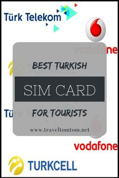Looking for the best tourist sim card in Turkey? I did the math for you! This is the best Tukey SIM card for tourists.