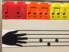I love using iconic notation and manipulatives in my music lessons. When exploring pitch patterns (solfege or note addresses), the h a n d ...