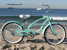 Womens Beach Cruiser Bikes Single Speed Womens Beach Cruise 2014