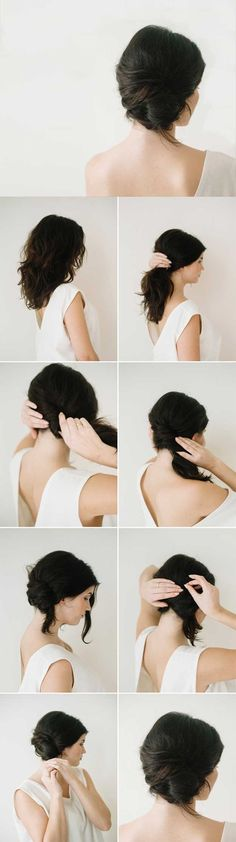Best Hairstyles For Your 30s - Messy French Twist - Shoulder Length Beauty - Hair Dos And Don'ts For Your 30s, With The Best Haircuts For Women Over 30, Including Short Hairstyle Ideas, Flattering Haircuts For Medium Length Hair, And Tips And Tricks For Taming Long Hair In Your 30s. Low Maintenance Hair Styles And Looks For A 30 Year Old Woman. Simple Step By Step Tutorials And Tips For Hair Styles You Can Use To Look Younger And Feel Younger In Your 30s. Hair styles For Curly Hair And…