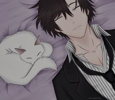 Shared by Şħouŧo. Find images and videos about anime, zen and mystic messenger on We Heart It - the app to get lost in what you love. Heart Sign, We Heart It, Zen Mystic Messenger, Jumin Han, How To Fall Asleep, Anime Guys, Find Image, Drawings, Falling Asleep