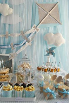 Ideas #decoración bautizos