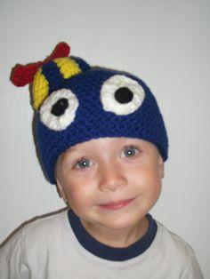 Backyardigans Pablo Hat by jillysboutique on Etsy, $19.00