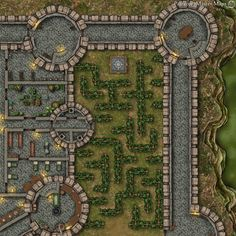 Full World Map, New World Map, Fantasy Town, Fantasy Map, Virtual Tabletop, Tabletop Rpg, Dungeon Keeper, Dungeon Maps, Game Concept Art