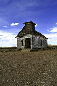 Old Church outside of Fort Sumner NM