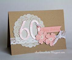 Charlet's Website: Sensational at 60! Stampin' Up! Flower Shop