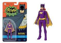 Funko Action Figure: DC Heroes - Batgirl Toy Figure – Galactic Toys & Collectibles