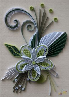 *QUILLING ~ by:  neli: Август 2012