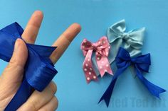 How to Make a Perfect Bow - Hair Bow DIY