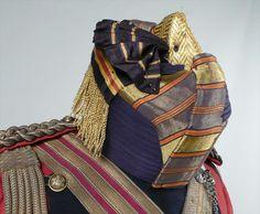 British Dress Officer's Bengal Lancer Uniform, Indian, Circa 19th C.,
