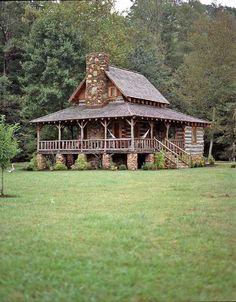 500 square foot cabin.