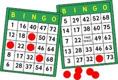 bingo cards - Google Search