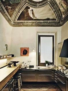 Inter kitchen