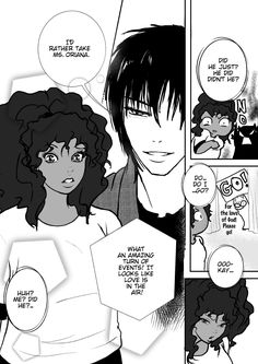 An AMBW, Interracial Couple Manga called Love! Short manga to read Manga Love, Good Manga To Read, Top Manga, Manga Girl, Anime Couples, Cute Couples, Black Couples, Mixed Couples, Interracial Art