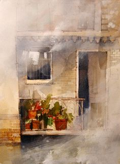 Painting,Drawing,Watercolor,Oil,Mixedmedia Works by John Lovett