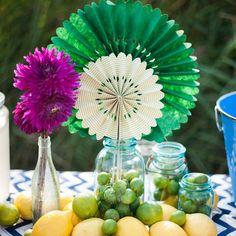jars and limes