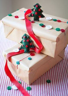 Christmas Ideas -wrapping