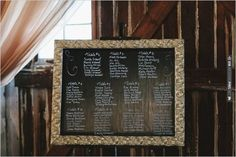 seating chart | VIA #WEDDINGPINS.NET