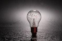 New free stock photo of water light bulb bulb