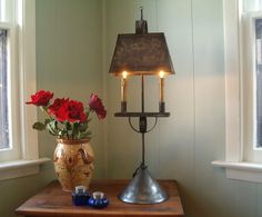 Dover Tin Table Light