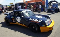 Porsche Carrera RSR at the Monterey Car Week #montereycarweek