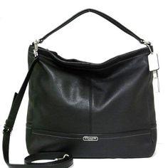 Coach 23293 Park Black Pebbled Leather Hobo Shoulder Bag - http://betyoudo.com/coach-23293-park-black-pebbled-leather-hobo-shoulder-bag/ #23293, #Black, #Coach, #Hobo, #Leather, #Park, #Pebbled, #Shoulder #Handbags