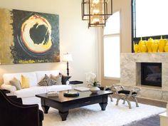 Invigorating Collection - Colors We Love: Lemon Zest on HGTV