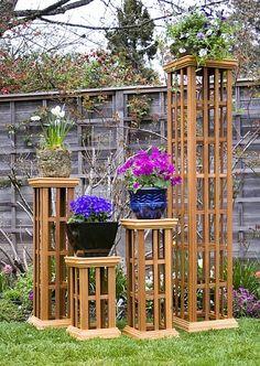 Arboria Trellis Column