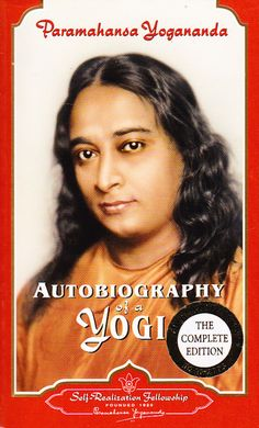 Autobiography of a Yogi, by Paramhansa Yogananda - If I had to say that one book changed the course of my life it would be this one. In my opinion, this is the foremost spiritual classic that has infinite life lessons woven throughout it, an essential for all that are interested in true yoga, meditation, inner joy.