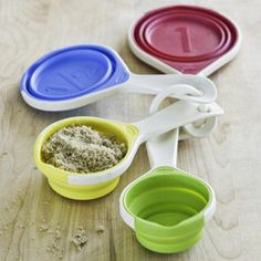 Collapsible Kitchen Gadgets