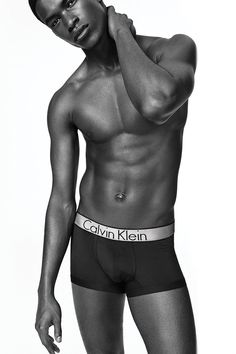 In honor of #NationalUnderwearDay, a nod to iconic Calvin Klein Underwear. #mycalvins