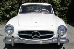 This 1961 Mercedes-Benz 190SL is a very original California car for easy restoration. White with original red interior. Very solid with no rust. Comes with both soft-top and factory hardtop. It also has it's original Solex carburetors. An excellent car for only $79,500  #gullwingmotorcars #classiccars #buy&sellclassiccars #VintageCarBuyer #ClassicCar  #antiqueCarBuyer #1961Mercedes-Benz190SL #Mercedes-Benz