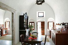 Tranquil Villa, Santorini, Greece | boutique-homes.com