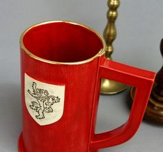 Handmade Ceramic Steins and Mugs Featuring Sigils From the Great Houses in 'Game of Thrones'