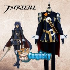 Fire Emblem Lucina Cosplay Costume CP178732