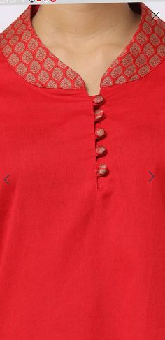 40 Latest Sleeve Designs to Try With Kurtis Salwar Designs, Churidar Neck Designs, Kurta Neck Design, Kurta Designs Women, Kurti Designs Party Wear, Chudi Neck Designs, Neck Designs For Suits, Neckline Designs, Dress Neck Designs