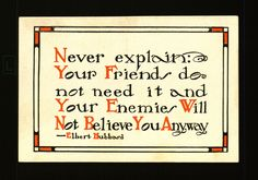1000 Images About Elbert Hubbard Dard Hunter And The