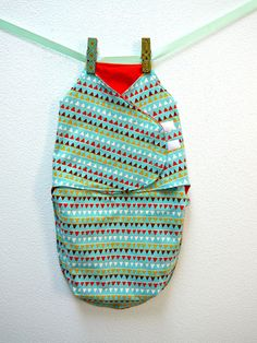 Baby Swaddle Blanket Wrap- by ThenComesBabyDesigns on Etsy